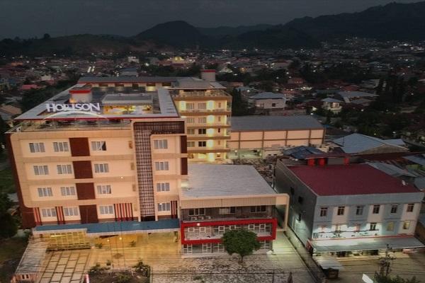 Hotel Horison Kotaraja, Papua. - Bisnis