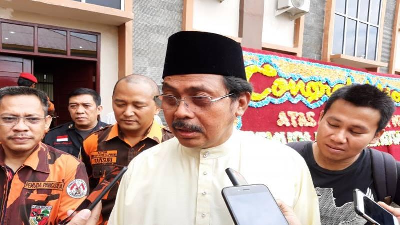 Gubernur Kepulauan Riau (Kepri) Nurdin Basirun. - Antara