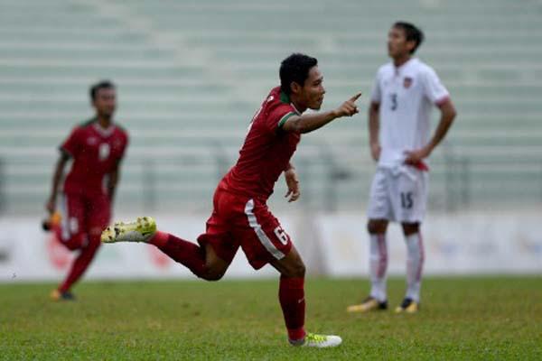 Evan Dimas Darmono - Antara/Sigid Kurniawan