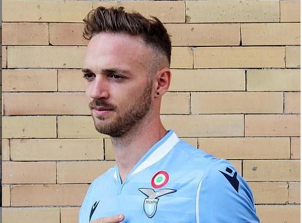 Pemain Lazio, Manuel Lazzari - Instagram