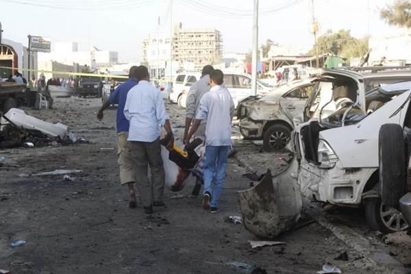 Ilustrasi di Somalia. - Reuters