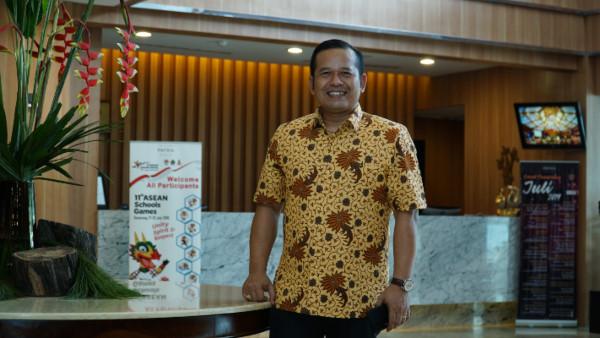 I Gusti Made Juniarta, General Manager Patra Semarang