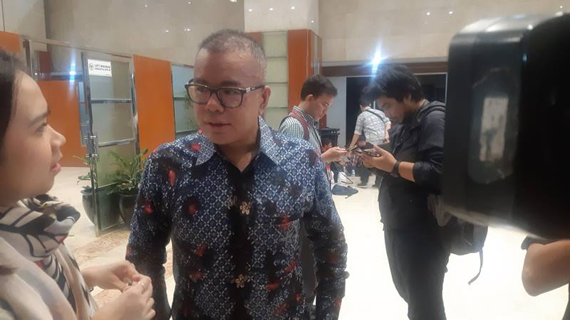 Wakil Ketua Umum PAN Bara Hasibuan. JIBI/Bisnis - Jaffry Prabu Prakoso