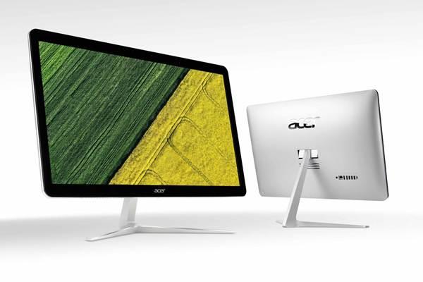 Perangkat komputer all/in/one Acer Aspire U27