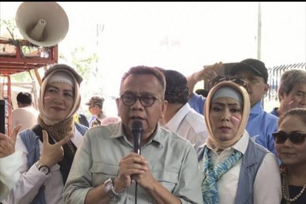 Muhamad Taufik (tengah) -  Dok. Seknas Prabowo/Sandi