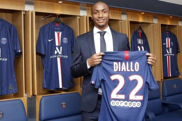Bek baru PSG, Abdou Diallo - PSG
