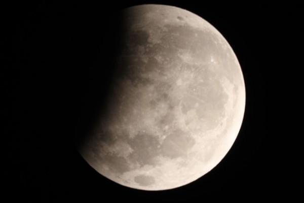 Gerhana bulan sebagian - bmkg