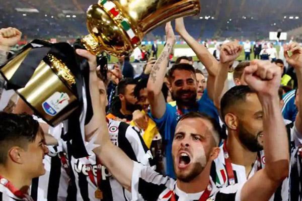 Tim Juventus - Reuters