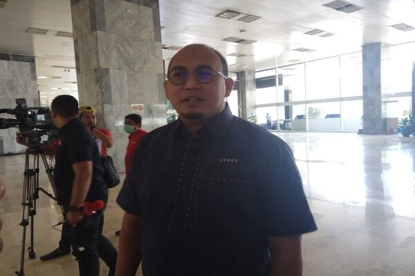 Wakil Sekretaris Jenderal Gerindra, Andre Rosiade.