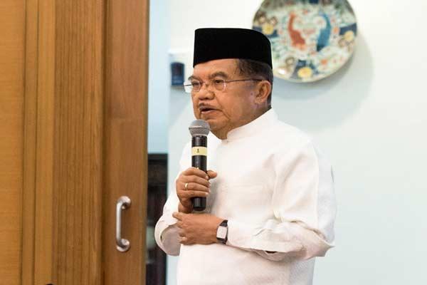 Wapres JK : minta nama penghargaan dari pemerintah gunakan bahasa Indonesia, bukan Sanskerta. - Antara