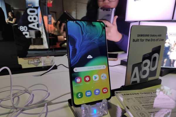 Samsung Galaxy A80 - Rahmad Fauzan