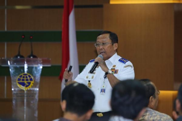 Direktur Jenderal Perhubungan Darat, Kemenhub, Budi Setiyadi