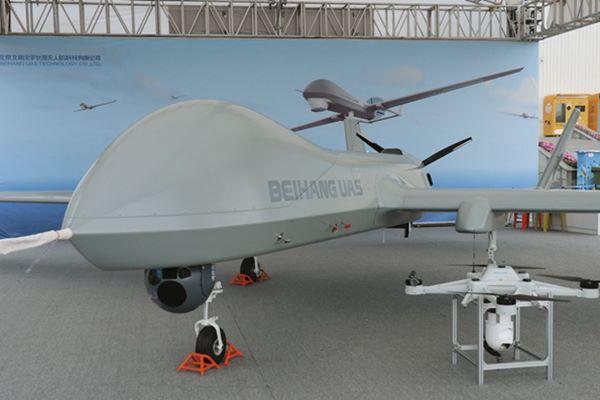 drone pengangkut kargo - istimewa