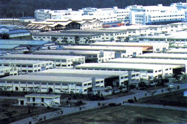 Ilustrasi kawasan industri - Jabarprov.go.id