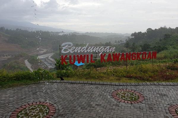 Lansekap di Sekitaran Lokasi Bendungan Kuwil di Kabupaten Minahasa Utara yang akan Dijadikan Sebagai Obyek Wisata. Bisnis - Lukas Hendra