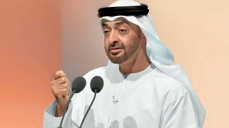 Pangeran Uni Emirat Arab Sheikh Mohammed bin Zayed Al-Nahyan - Istimewa