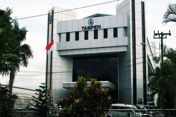 Gedung PT Taspen (Persero) - Istimewa