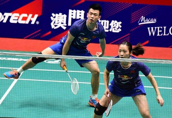 Zheng Siwei-Huang Yaqiong - IDN