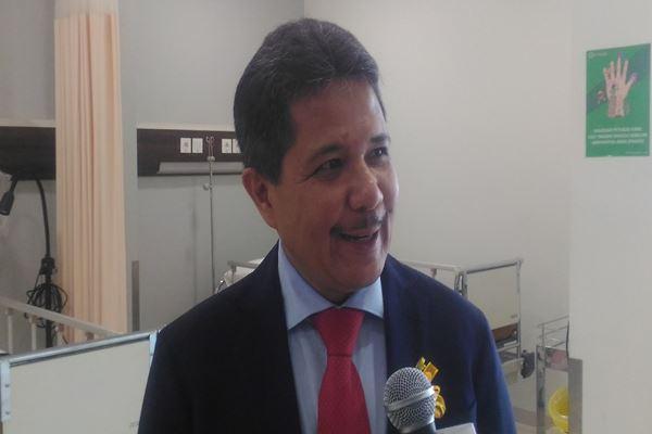 Presiden Direktur Perusahaan RS Awal Bros Grup Arfan Awaloeddin. -JIBI - Arif Gunawan