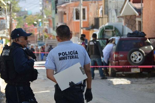 Ilustrasi pembunuhan di Meksiko. - Reuters