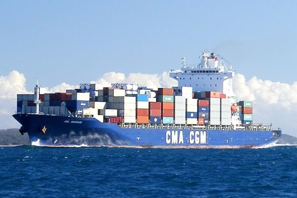 Ilustrasi - Kapal MV Navios Verde - Bisnis/Andrew Mackinnon/marinetraffic.com