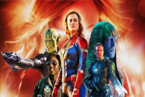 Captain Marvel - istimewa
