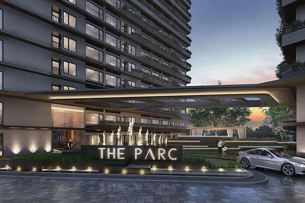 Gambar apartemen The Parc South City, Pondok Cabe Tangsel - Istimewa