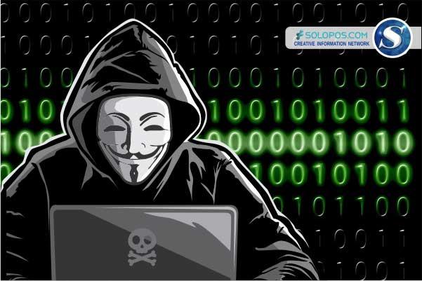 ilustrasi kejahatan siber, hoax. (Solopos/Whisnu Paksa)