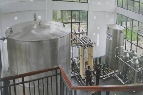 Ilustrasi: Kementerian Pekerjaan Umum dan Perumahan Rakyat (PUPR) telah menyelesaikan pengembangan Sistem Penyediaan Air Minum (SPAM) Kompleks Jakabaring Sport City (JSC) di Kota Palembang, Sumatra Selatan. - Dok. PUPR