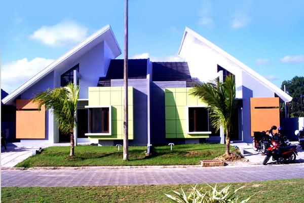 Tamansari Bukit Mutiara, Jl. MT. Haryono Ring Road, Balikpapan, Kalimantan Timur.  - WIKA REALTY
