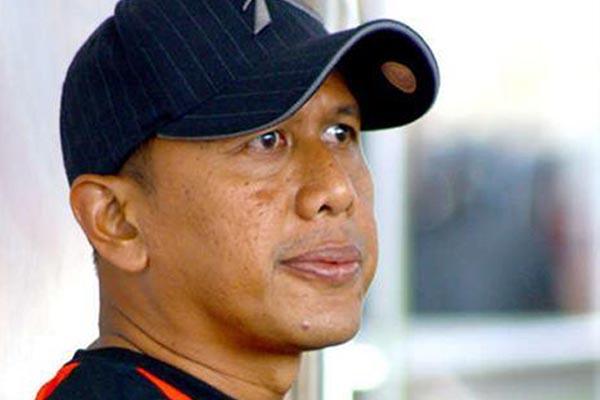Pelatih PS Tira-Persikabo Rahmad Darmawan - Antara