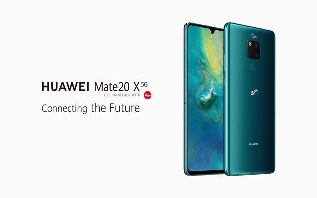 Smartphone Huawei Mate 20 X 5G - Huawei