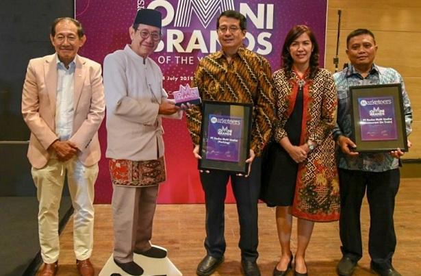 Reska Multi Usaha Raih Penghargaan 'Marketeers Omni Brand of The Year 2019' - Istimewa