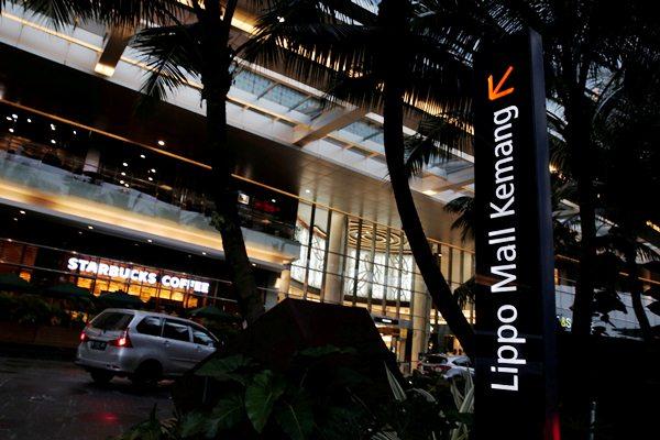 Lippo Mall Kemang. - Reuters/Beawiharta