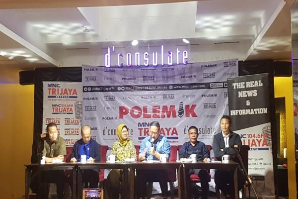Diskusi Polemik MNC Trijaya