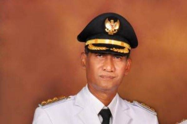 Bupati Kudus HM. Tamzil, bekas koruptor yang tertangkap OTT KPK - Pemkab Kudus