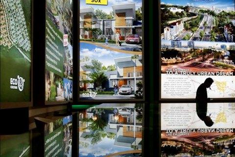 pameran properti - JIBI/Nurul Hidayat