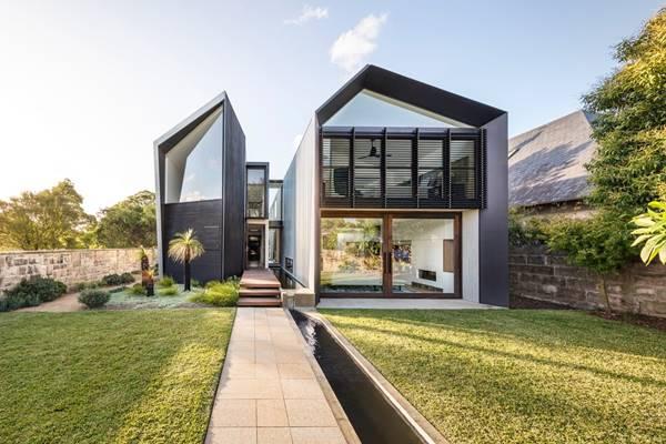 Rumah minimalis - Istimewa
