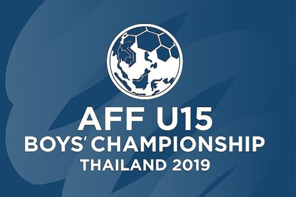 Logo Piala AFF u15