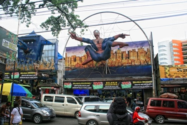 Cihampelas Bandung - disparbud.jabarprov.go.id