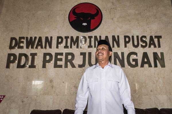 Sekretaris Daerah Provinsi Jawa Barat Iwa Karniwa. - Antara/M Agung Rajasa