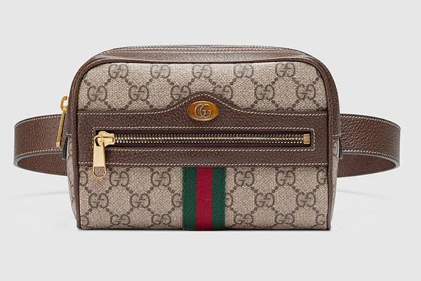 Ophidia GG Supreme Small Belt Bag - Gucci.com