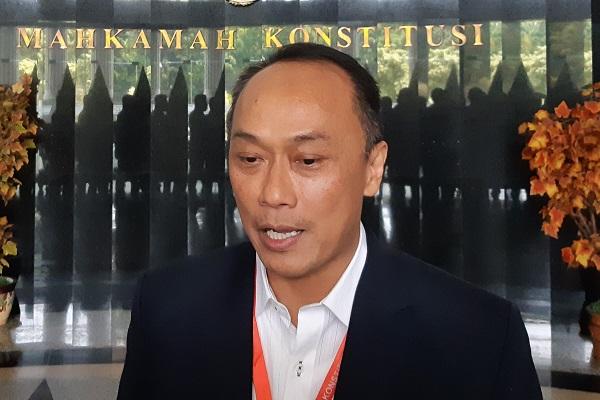 Dirjen Kependudukan dan Pencatatan Sipil (Dukcapil) Kemendagri Zudan Arief Fakrulloh. -Bisnis.com - Samdysara Saragih