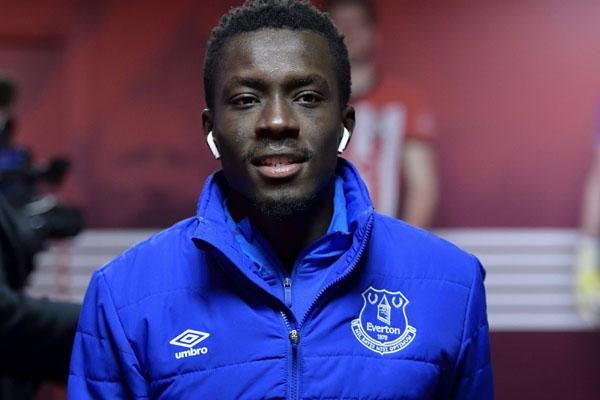Idrissa Gana Gueye - Everton FC