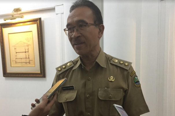 Pelaksana Harian (Plh) Sekda Jabar Daud Ahmad - Bisnis/Wisnu Wage