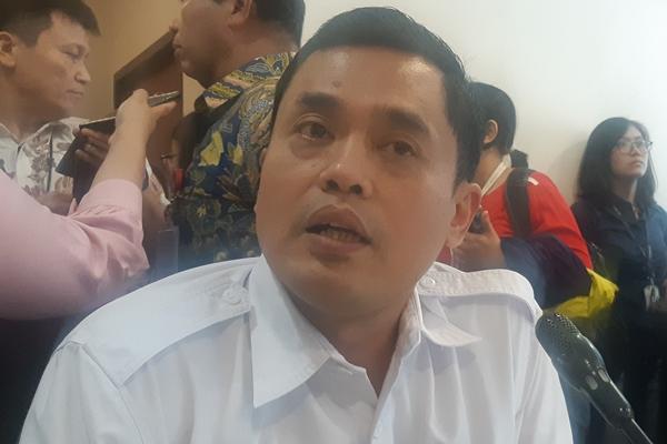 Kepala Balai Besar Teknologi Modifikasi Cuaca Badan Pengkajian dan Penerapan Teknologi (BPPT) Tri Handoko Seto - Bisnis/Jaffry Prabu Prakoso