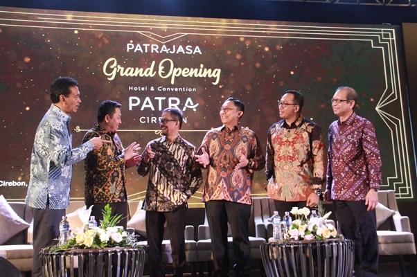 Grand opening Patra Cirebon Hotel & Convention - Istimewa