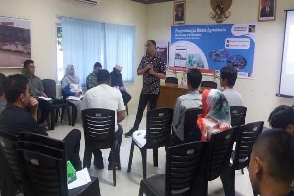 Pelatihan Agrowisata oleh Direktorat Pemanfaatan Aset Badan Pengusahaan (BP) - Humas BP Batam
