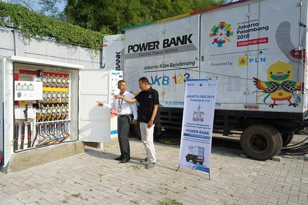 Power Bank PLN: efisien, andal, dan ramah lingkungan.