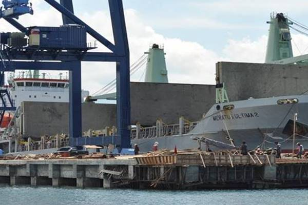 Ilustrasi: pelabuhan